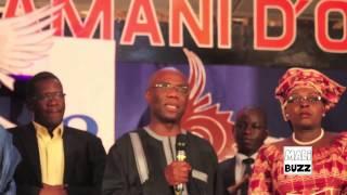 Tamani d'Or 2014 MUNISMA chantre de la paix ?
