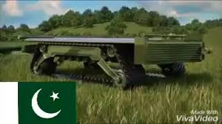 Pakistan Army new technology 2018