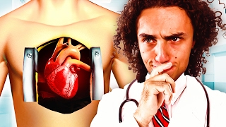 getlinkyoutube.com-HEART SURGERY SIMULATOR 2017! (Operate Now)