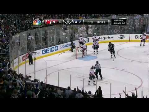 [HD} NJ Devils - LA Kings Game 3 ; 06.05.12. NHL Stanley Cup Final 2012