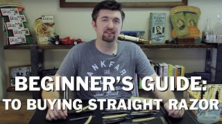 getlinkyoutube.com-Beginner Buyer's Guide to Straight Razors
