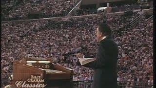 getlinkyoutube.com-Billy Graham - The blood of Jesus - Tacoma WA