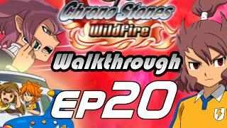 getlinkyoutube.com-Inazuma Eleven GO Chrono Stones Wildfire Walkthrough Episode 20 - Oda Miximax Riccardo (Chapter 4)
