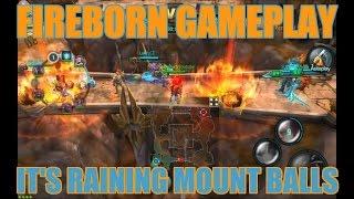 getlinkyoutube.com-Taichi Panda | Mount Gameplay in Battle Royale! | Fireborn Mount in Action!