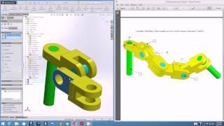 getlinkyoutube.com-EGN 3433C: SolidWorks CSWA Tutorial - Assembly Modeling I