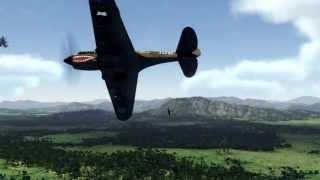 getlinkyoutube.com-Flying Tigers Episode 1 - War Thunder serie by Haechi