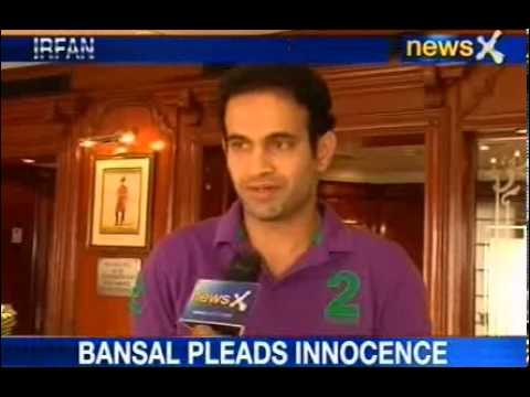 NewsX: Irfan Pathan gets candid