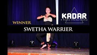 Swetha Warrier Winning Performance on Kamli| Kadar Dance Championship | Abhijeet Ganguli