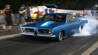 getlinkyoutube.com-WICKED 3000+hp Hemi CUDA on Radials