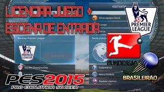 getlinkyoutube.com-PES 2015 PC | LICENCIAR JUEGO 100% + ESCENA DE ENTRADA | Tutorial