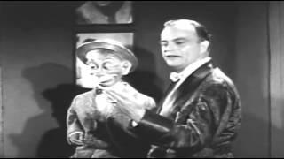 getlinkyoutube.com-Edgar Bergen with Mortimer Snerd (ventriloquist 1950)