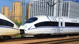 getlinkyoutube.com-China High Speed Rail Shanghai - Xiamen in First Class