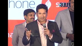 Sachin Tendulkar Launches Smartron tphone  bigbusinesshub.com