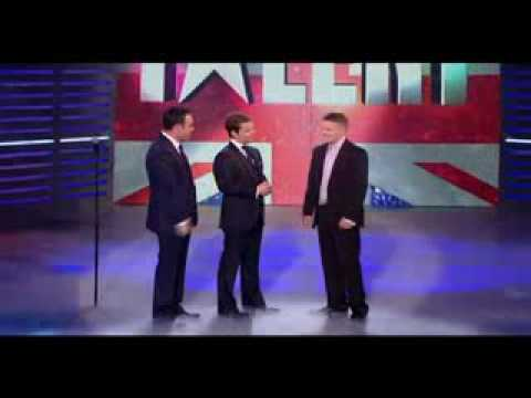 Britain's Got Talent - Final - Andrew Johnston