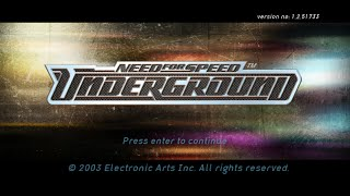 getlinkyoutube.com-PC Longplay [347] Need For Speed Underground (part 1 of 3)