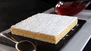 getlinkyoutube.com-Le Gâteau Russe - Technique de base en cuisine en vidéo