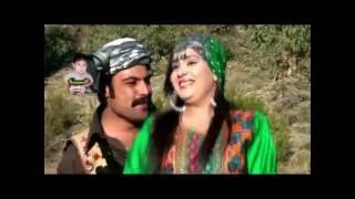 Bahram Jan And Nazia Iqbal New Song 2016 Da Gulo Sange