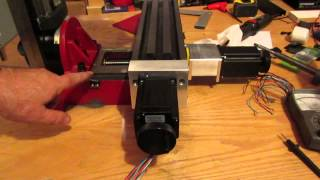getlinkyoutube.com-X2 Mini Mill Conversion- Part 5b- Install Limit Switches&Electronics