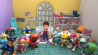 getlinkyoutube.com-Novela Patrulha Canina 3 - Quarto de Brinquedos