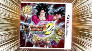 getlinkyoutube.com-Dragon Ball Heroes : Ultimate Mission 2 - 3DS