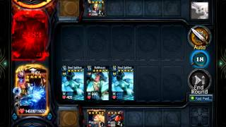 getlinkyoutube.com-Deck Heroes: beating Map 11-11