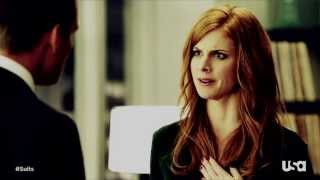 getlinkyoutube.com-I don't love you (but I always will)   Harvey and Donna