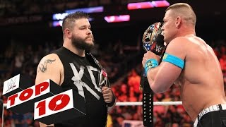 getlinkyoutube.com-Top 10 WWE Raw moments: May 18, 2015