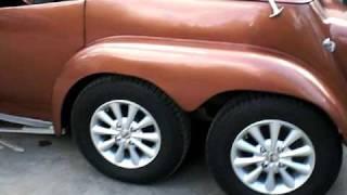 getlinkyoutube.com-Москвич 401 - 3-х осный кабриолет от Манон и Ко