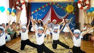 """getlinkyoutube.com-Танец """"Озорные моряки"""" (МБДОУ №18 """"Настенька"""" г.Астрахани)"""