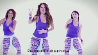 getlinkyoutube.com-Quien Quiere Bailar (Choreo&Lyrics) Maritza / Janettsy / Kanna - Zumba - Max Pizzolante Feat Papayo