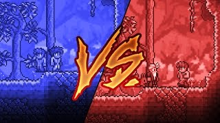getlinkyoutube.com-WHO WILL WIN? PythonGB vs. ChippyGaming Seed Race - Terraria 1.3.4 Update