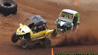 getlinkyoutube.com-SXS RACE!! XYZ1000 RZR 1000 TURBO MAVERICK 1000 YAMAHA VS POLARIS VS CAN AM