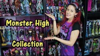 getlinkyoutube.com-Monster High Doll Collection Update 2015