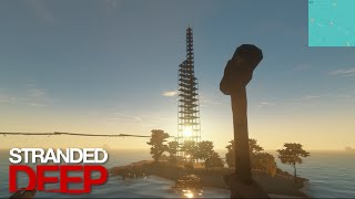 getlinkyoutube.com-Stranded Deep: Part 30 - INSANE SKYSCRAPER!