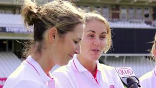 KIA Motors & Women's Cricket