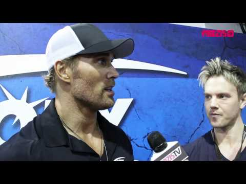 Rob Riches Interviews Mike O'Hearn At Olympia 2011