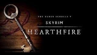 getlinkyoutube.com-[tuto] Skyrim Hearthfire - Construire sa maison , avoir un chambelan et adopter des enfants