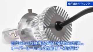 2017年最新LEDヘッドライト<RIZING2>製品紹介