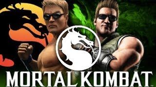 Mortal Kombat   Whats The Difference? Johnny Cage (Old Vs New)