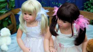 getlinkyoutube.com-Big Reborn Girls from Marina Blue Nursery