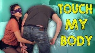 getlinkyoutube.com-TOUCH MY BODY CHALLENGE - Nikki Limo and Steve Greene