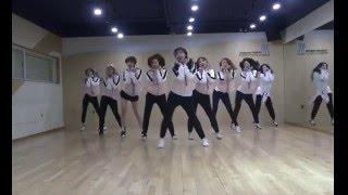 getlinkyoutube.com-TWICE - Cheer Up mirrored Dance Practice