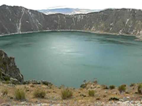 Ecuador Laguna Quilotoa.MOV