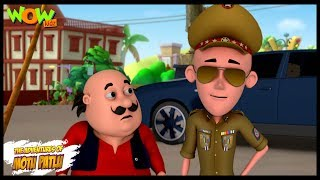 getlinkyoutube.com-Inspector Patlu - Motu Patlu in Hindi