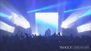 flushyoutube.com-Travi$ Scott - Quintana Live In Houston TX / Days Before Rodeo Tour