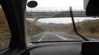 getlinkyoutube.com-MAZDA マツダ CX-3(XD Touring)(1日試乗)~大雨の高速道路走行