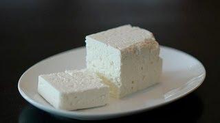 getlinkyoutube.com-طريقة عمل الجبنه الإسطنبولي Egyptian Feta Cheese