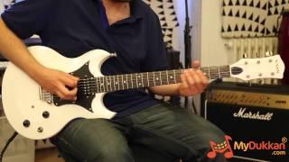 getlinkyoutube.com-Vox Series 22 Guitars SDC22 - Elektro Gitar İncelemesi (Hızlı Video)
