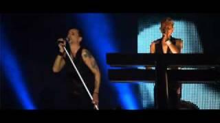 getlinkyoutube.com-Depeche Mode - World In My Eyes (Live In Barcelona 2009)