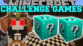 getlinkyoutube.com-Minecraft: SPHINX CHALLENGE GAMES - Lucky Block Mod - Modded Mini-Game